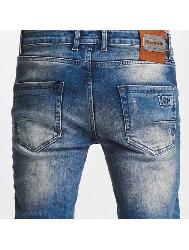 Vsct Clubwear Hombres Jeans Ajustado Maurice I Azul gratis frakt oqasw
