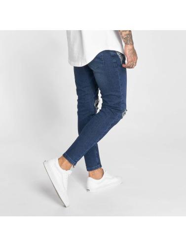 VSCT Keanu Clubwear Jeans in Hombres ajustado azul wwfxUCq4