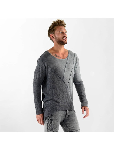VSCT Clubwear Hombres Jersey Kushiro in gris