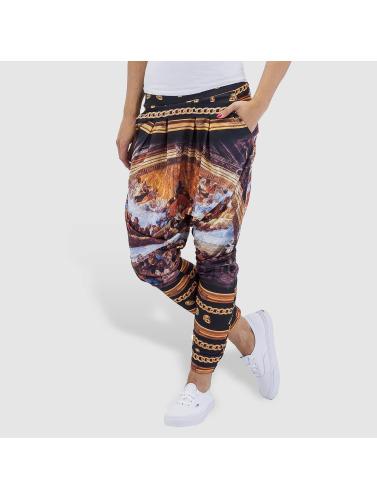 VSCT Clubwear Damen Jogginghose The Sacred Low Crotch Jersey in bunt