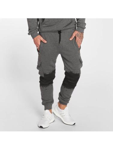 VSCT Clubwear Herren Jogginghose Cargo Oiled in grau