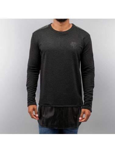 VSCT Clubwear Herren Pullover Biker in grau