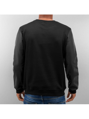 VSCT Clubwear Herren Pullover Basic in schwarz