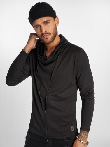 VSCT Clubwear Herren Pullover Tube Collar in schwarz