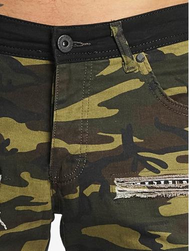 VSCT Clubwear Herren Shorts Biker in camouflage