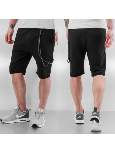 VSCT Clubwear Herren Shorts Jersey in schwarz
