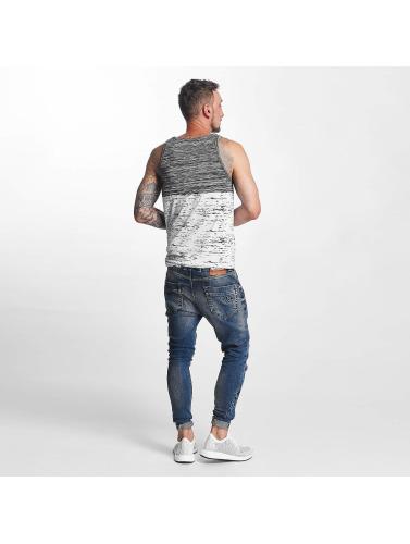 VSCT Clubwear Herren Skinny Jeans Thor in blau