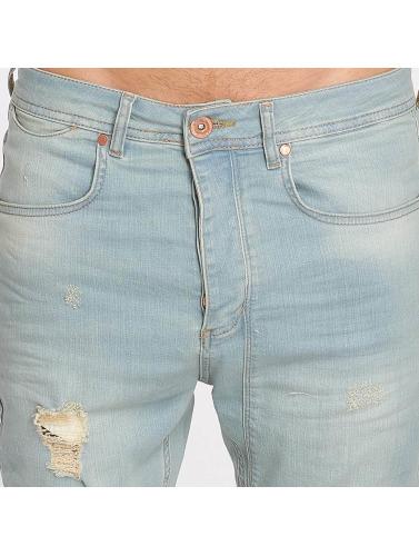 VSCT Clubwear Herren Skinny Jeans Keanu in blau