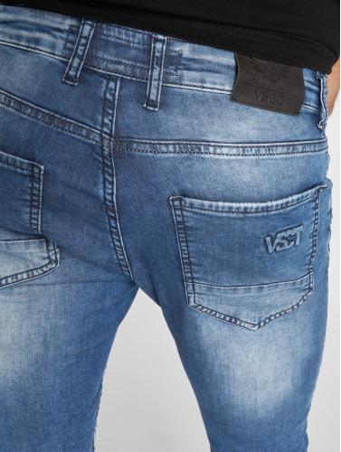 bilder online billig view Vsct Clubwear Hombres Vaqueros Pitillos Liam I Azul rabatt begrenset opplag KYof6qk