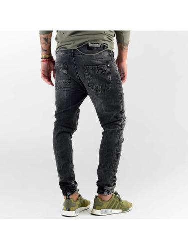 rectos Hombres VSCT in negro Vaqueros Biker Clubwear Noah tqO1CO