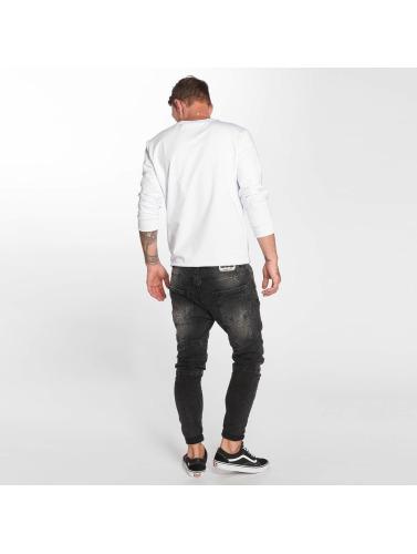 VSCT Clubwear Hombres Vaqueros rectos Chase Heritage in negro