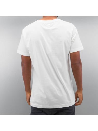 Wemoto Hombres Camiseta Enid in blanco