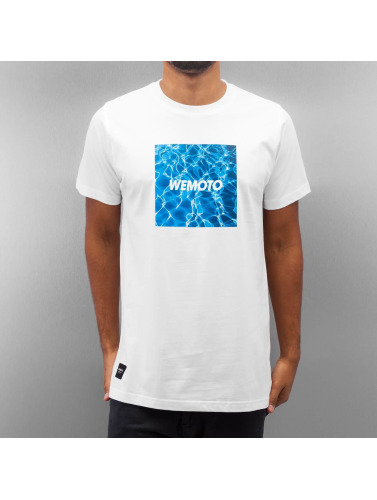 Wemoto Herren T-Shirt Water in weiß
