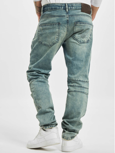 Who Shot Ya? Herren Antifit Scissa in blau