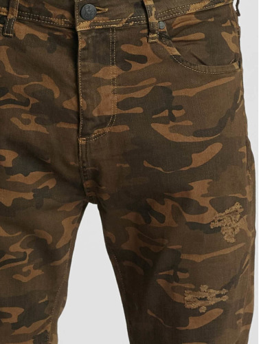 Who Shot Ya? Herren Antifit Genius in camouflage