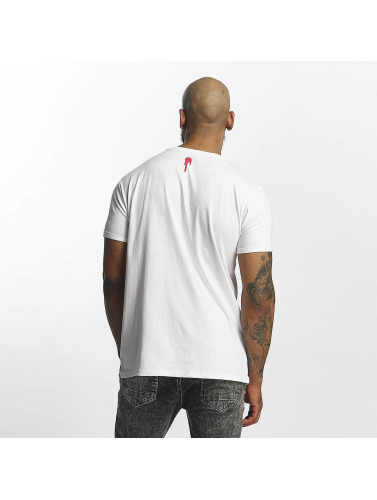 Eastbay billig salg billig Who Shot Ya? Hvem Shot Ya? Hombres Camiseta Viking In Blanco Menn Viking I Hvitt footaction salg perfekt rabatt for billig WdQcDRflD