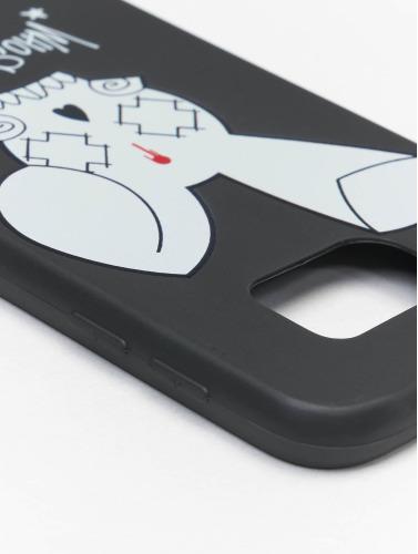 Who Shot Ya? Handyhülle Bunny Logo Samsung in schwarz