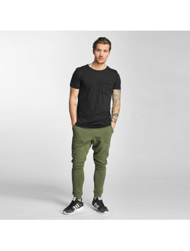 Who Shot Ya? Herren Jogginghose Square in olive