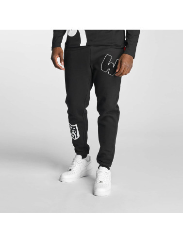 Who Shot Ya? Herren Jogginghose Badrabbit in schwarz