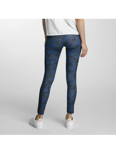 Who Shot Ya? Mujeres Legging/Tregging Dat Ass in azul