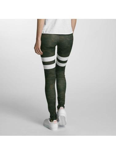Who Shot Ya? Mujeres Legging/Tregging Booty in verde