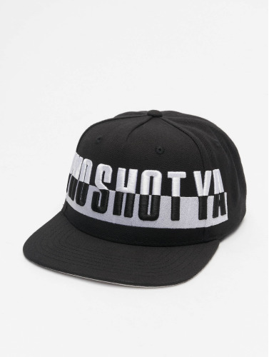 Who Shot Ya? Snapback Cap 3 Dee Graves in schwarz