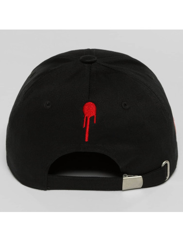 Who Shot Ya? Snapback Cap Lucid Style in schwarz