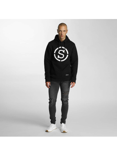 Who Shot Ya? Hombres Sudadera Quilted in negro