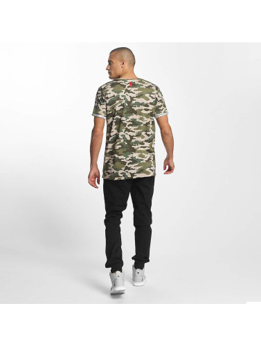Who Shot Ya? Herren T-Shirt Gunshot in camouflage Freies Verschiffen Klassische Outlet-Store Online-Verkauf Günstig Kaufen Neue Klassisch WXljotgqh