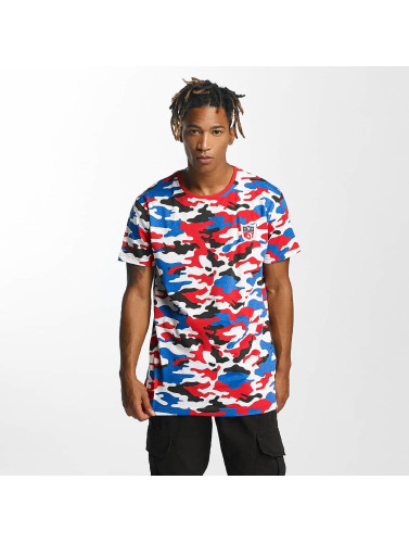 Who Shot Ya? Herren T-Shirt ChilliBash in camouflage