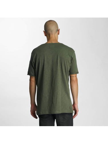 Who Shot Ya? Herren T-Shirt Haora in olive