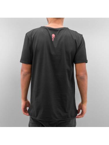Who Shot Ya? Herren T-Shirt Logo in schwarz
