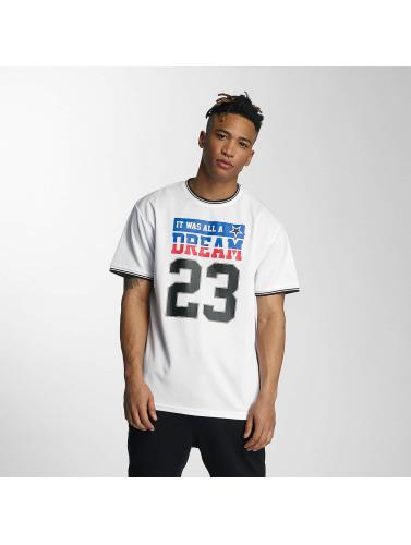 Who Shot Ya? Herren T-Shirt Dream in weiß