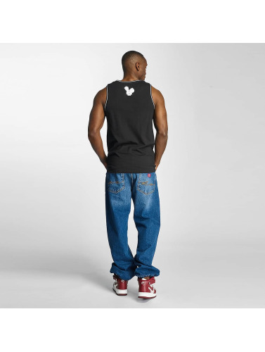 Who Shot Ya? Herren Tank Tops International in schwarz
