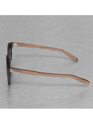Wood Fellas Eyewear Sonnenbrille Eyewear Solln Polarized Mirror in braun