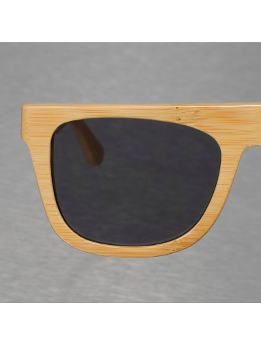 Wood Fellas Eyewear Sonnenbrille Wood Fellas Mino in braun