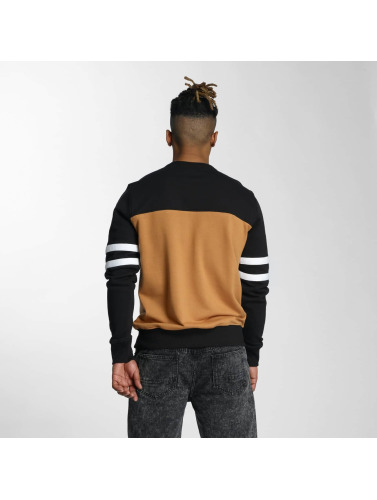 Wrung Division Hombres Jersey Team in negro