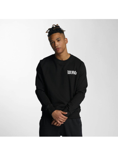 Wrung Division Hombres Jersey WRG Member in negro