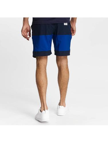 Wrung Division Herren Shorts Alpha in blau