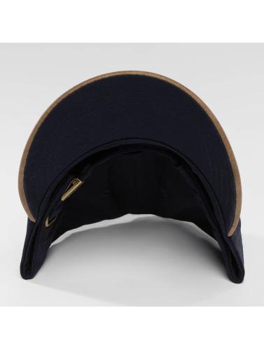 Wrung Division Snapback Cap Duke in blau