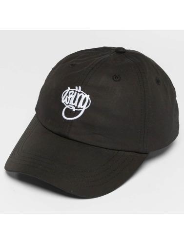 Wrung Division Snapback Cap Division Primo in schwarz