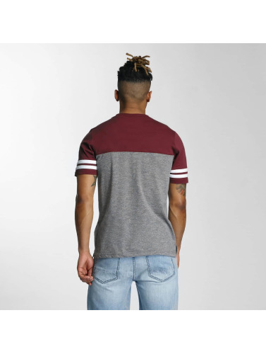 Wrung Division Herren T-Shirt Beast in rot