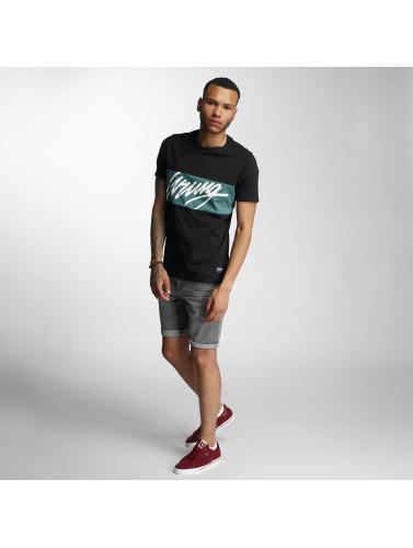 Wrung Division Herren T-Shirt Flow in schwarz Spielraum Wirklich Komfortabel Zu Verkaufen LHSCRKXW