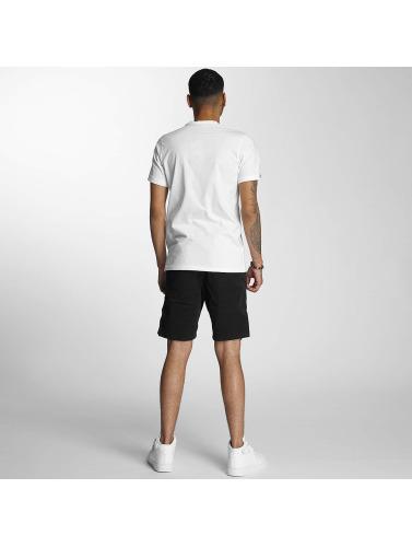 Wrung Division Herren T-Shirt Tapes in weiß