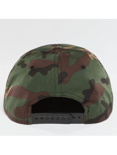 Wu-Tang Snapback Cap American in camouflage