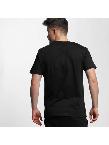 Wu-Tang Herren T-Shirt Logo in schwarz