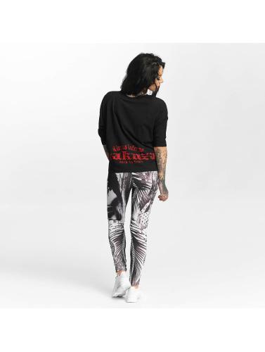 Yakuza Mujeres Camiseta Circus Inferno in negro