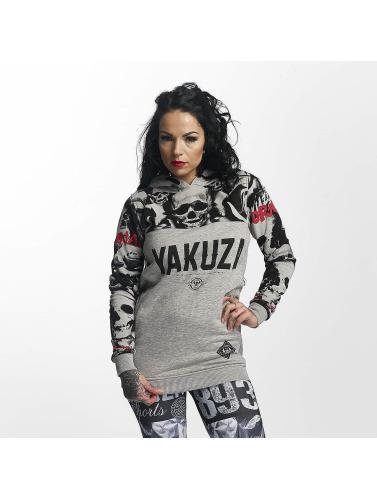 Qualität Aus Deutschland Billig Billig Verkauf Vorbestellung Yakuza Damen Hoody Sick N Fuck Flex in grau Kaufen Günstig Online Spielraum nRGeOse7
