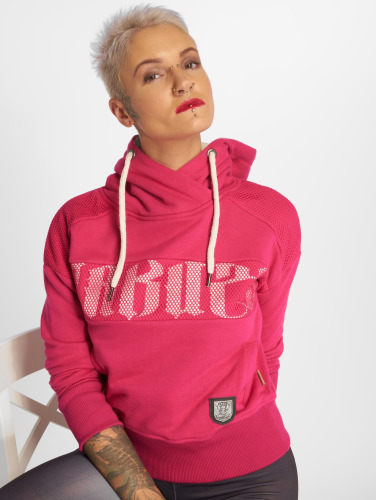 Yakuza Damen Hoody Daily Use Mesh in pink