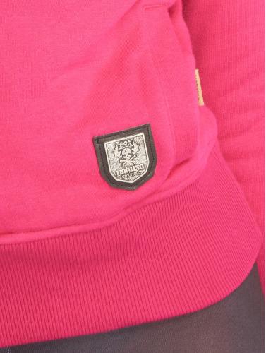 Yakuza Damen Hoody Daily Use Mesh in pink